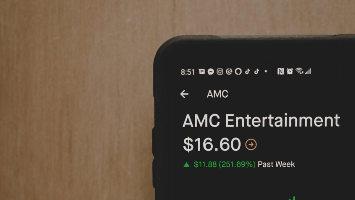 AMC aktien